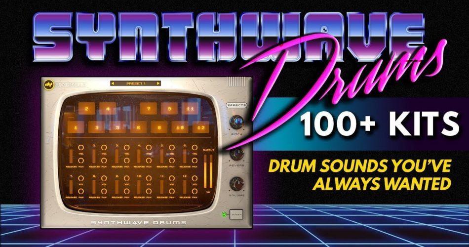 BeatSkillz Synthwave Drums