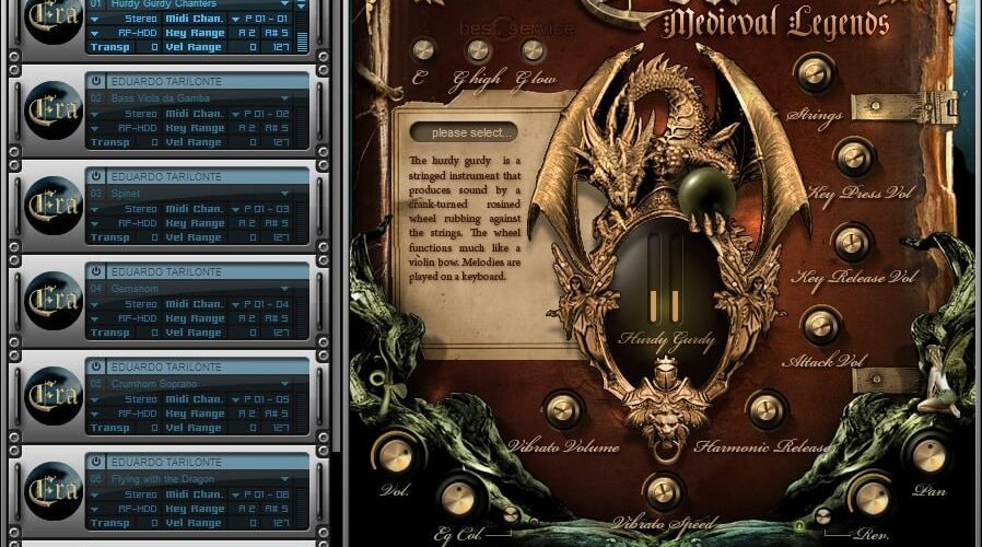 Best Service Era Medieval Legends 1