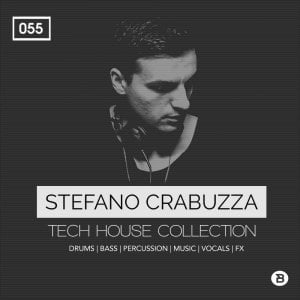 Bingoshakerz Stefano Crabuzza Tech House Collection
