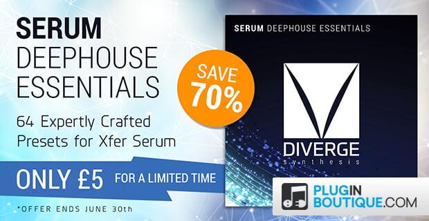 Diverge Synthesis Serum Deep House Essentials