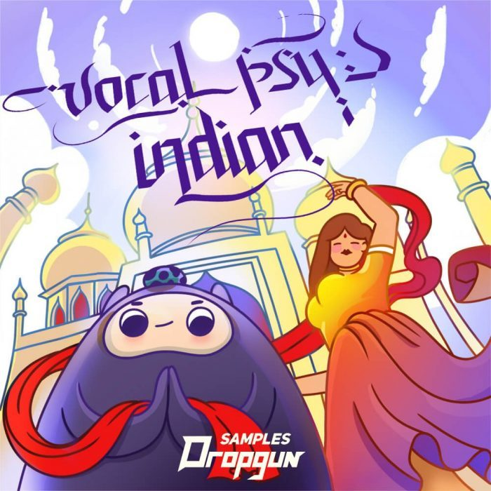Dropgun Samples Vocal Psy Indian
