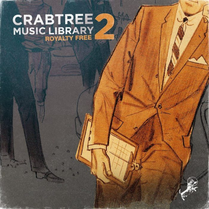 Drum Broker Crabtree Music Library Royalty Free Vol 2