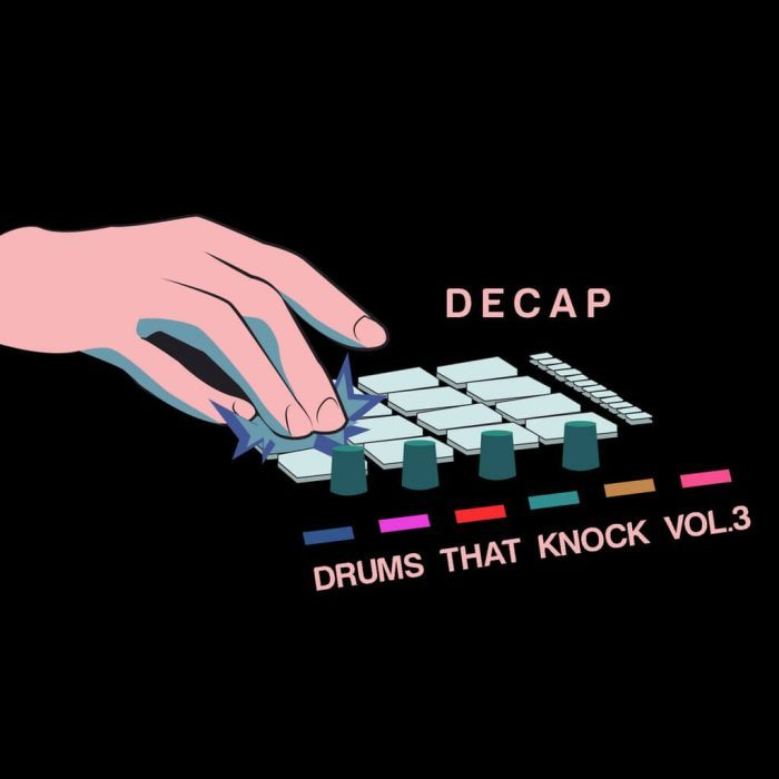 Drum Broker Decap Drums That Knock Vol 3
