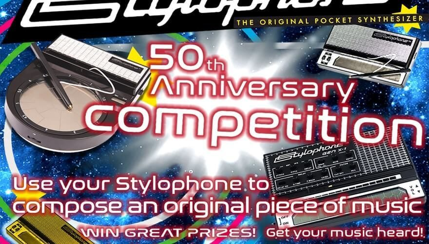 Dubreq Stylophone 5 0 Golden Ticket Competition