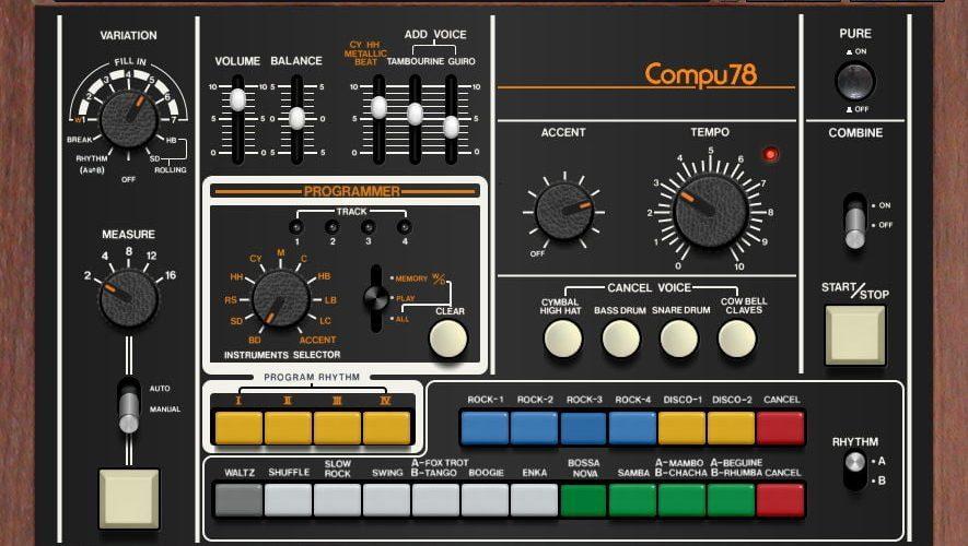 Forgotten Keys Compu78