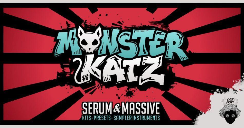 GHST PRJKT Monster Katz