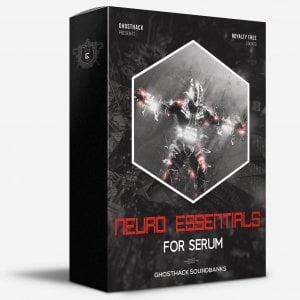Ghosthack Neuro Essentials for Serum