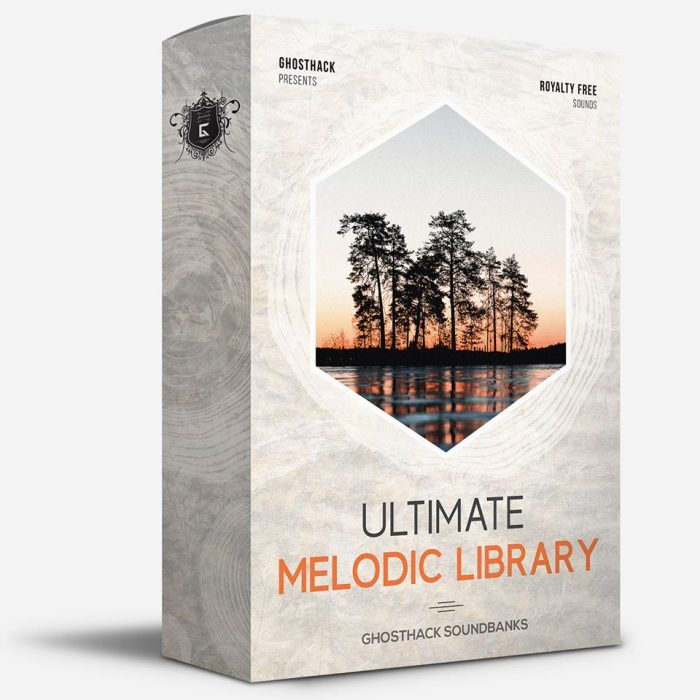 Ghosthack Ultimate Melodic Library