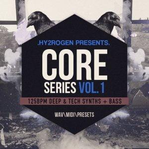 Hy2rogen Core Series Vol 1