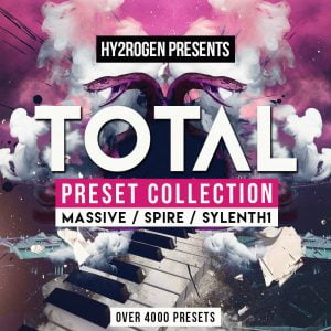 Hy2rogen launches Total Preset Collection for Massive, Spire & Sylenth1