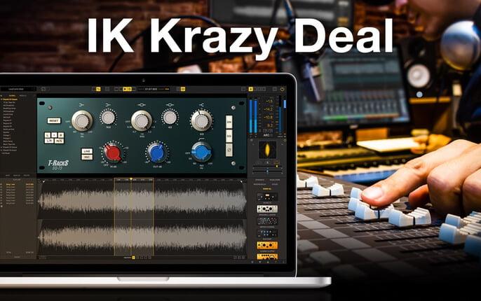 IK Krazy Deal EQ73