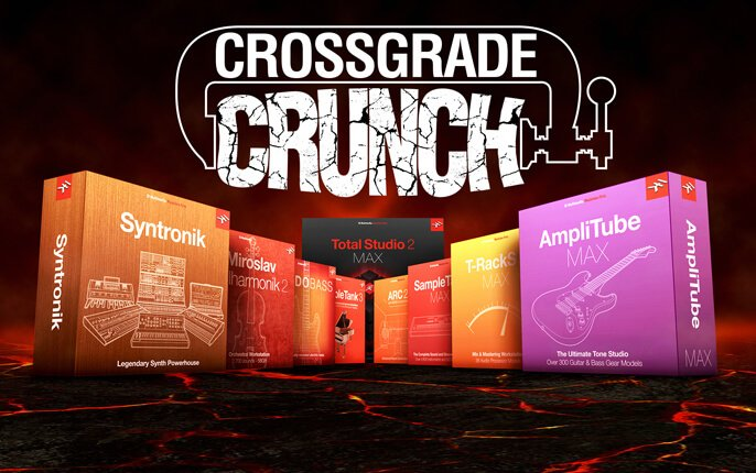 IK Multimedia Crossgrade Crunch
