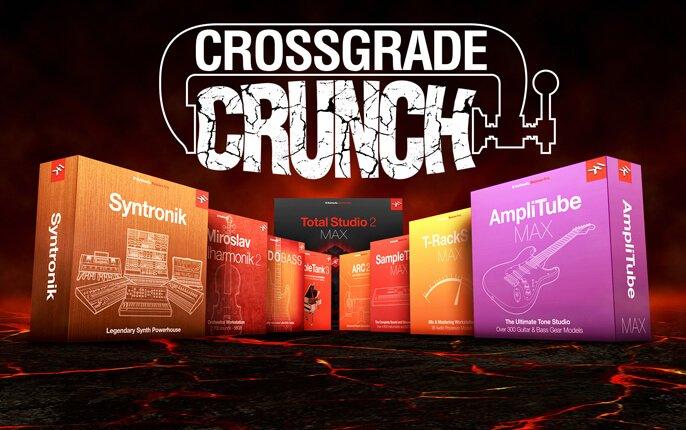 IK Multimedia Crossgrade Crunch