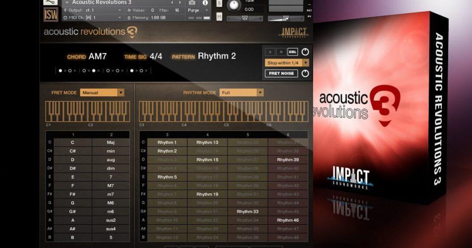 Impact Soundworks Acoustic Revolutions 3 feat