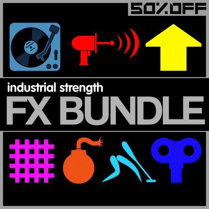 Industrial Strength FX Bundle