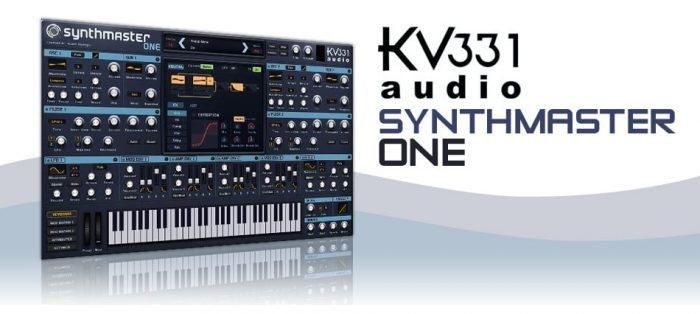 KV331 SynthmasterOne