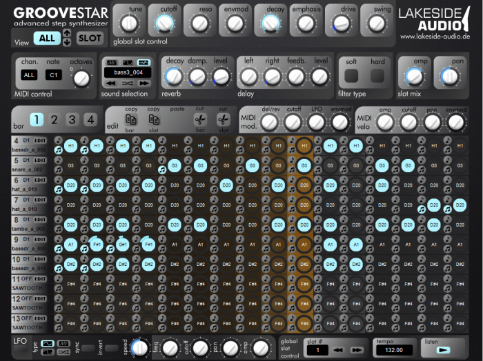 Lakeside Audio Groovestar