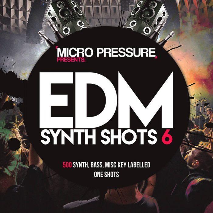 Micro Pressure EDM Synth Shots 6