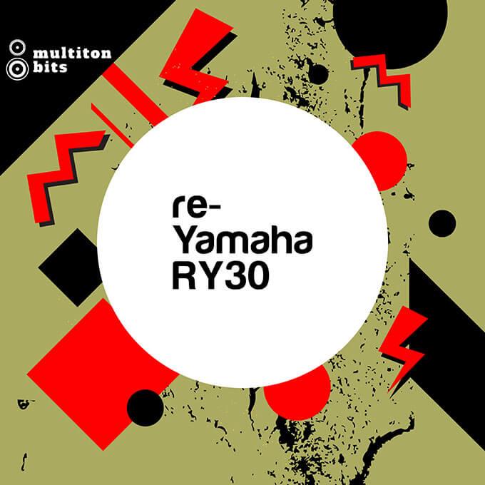 Multiton Bits re-Yamaha RY30