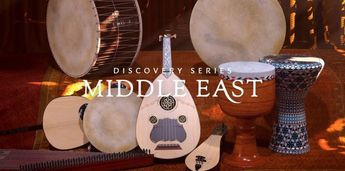 NI Discovery Series Middle East