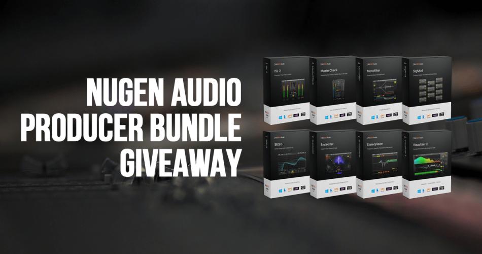 Nugen Producer Bundle Giveaway