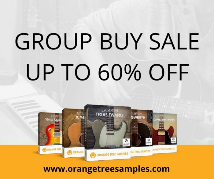 Orange Tree Samples Summer Group Buy 2018