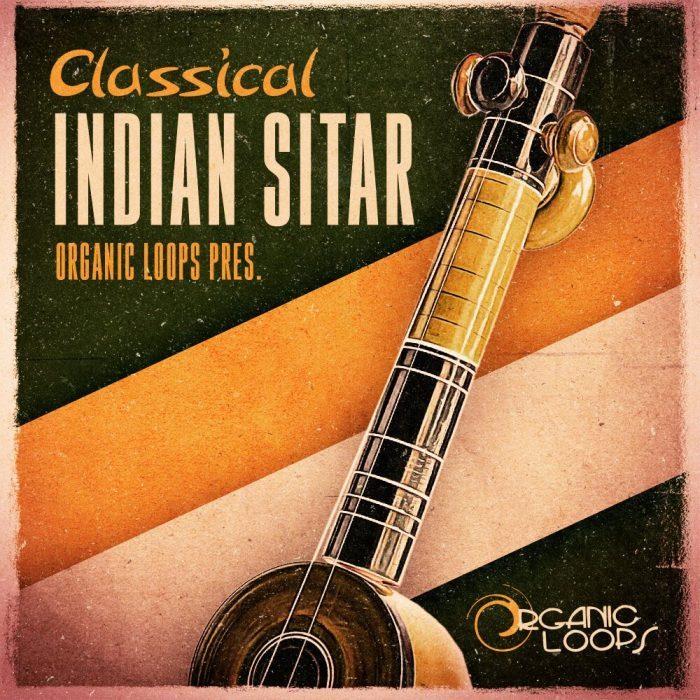 Organic Loops Classical indian Sitar