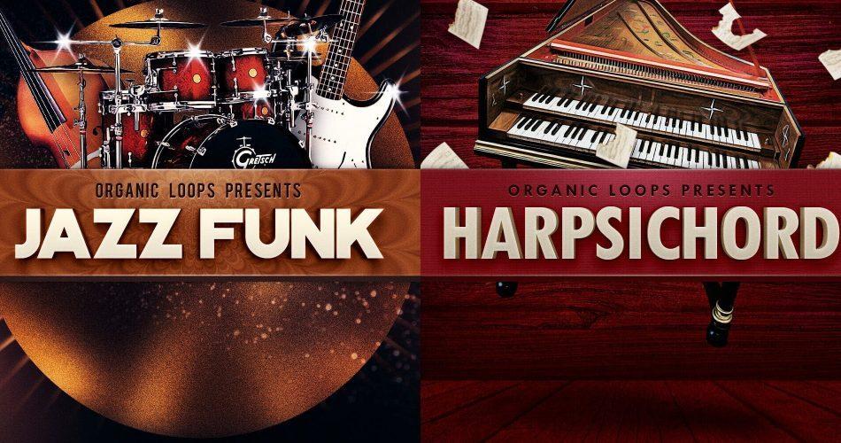 Organic Loops Jazz Funk & Harpsichord