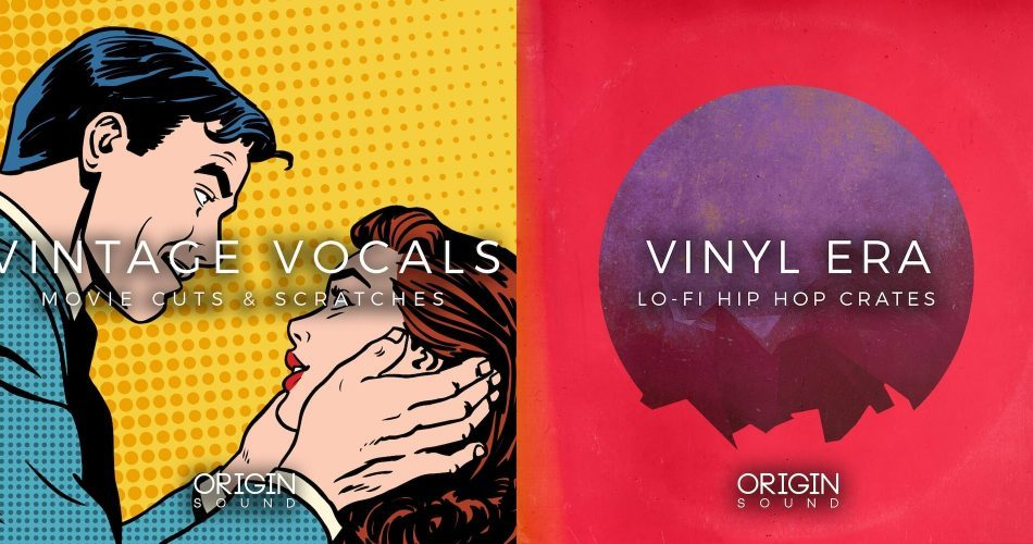 Origin Sound Vintage Vocals & Vinyl Era