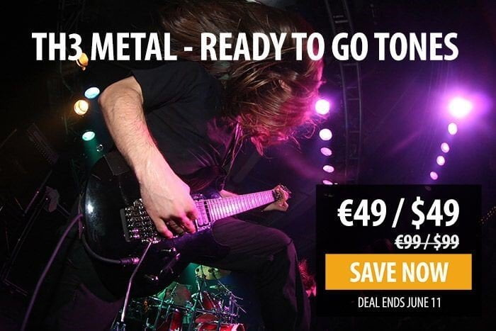Overloud TH3 Metal sale