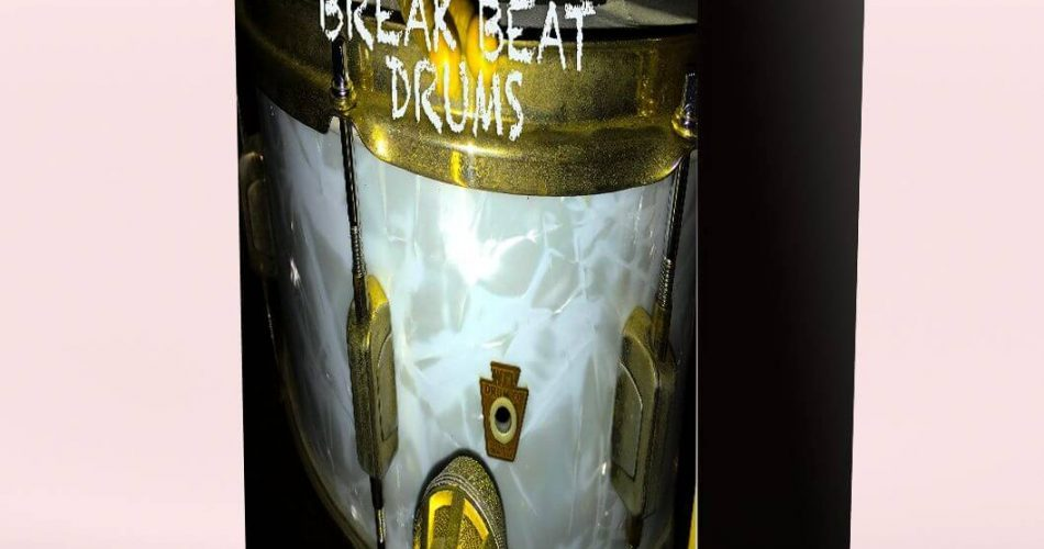 Past To Future Samples 60s Breakbeat Drums