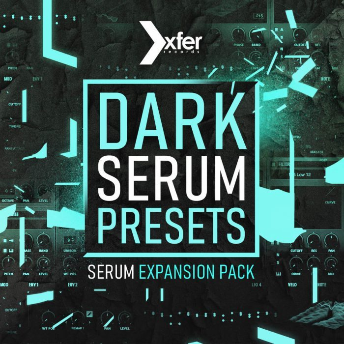 Plugin Boutique Xfer Dark Serum Presets