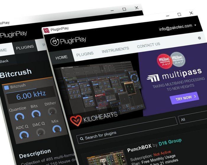 PluginPlay