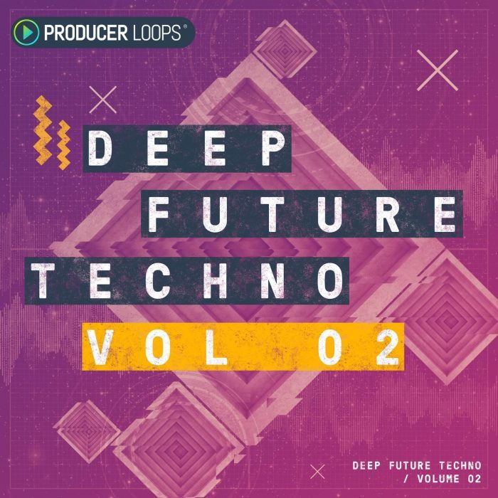 Producer Loops Deep Future Techno Vol 2
