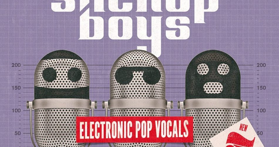 Producer Loops Stick Up Boys Electronic Pop Vocals Vol 3