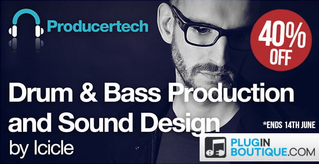 Producertech Drum and Bass Icicle