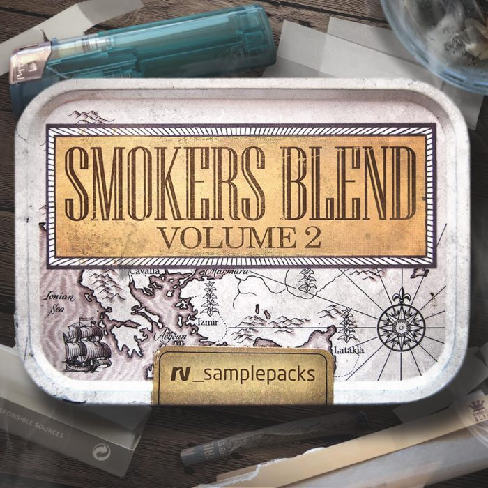 RV Samplepacks Smokers Blend 2