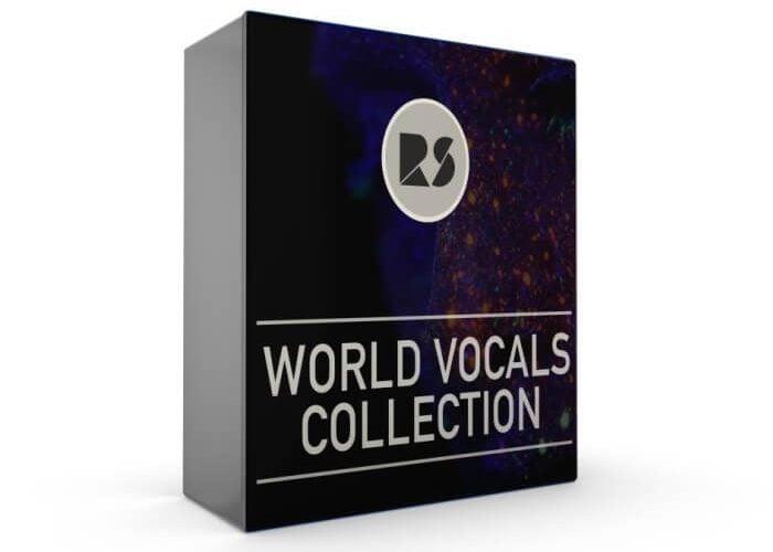 Rast Sound World Vocals Collection