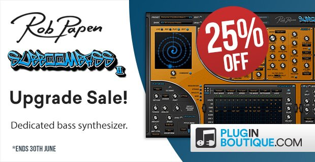 25% off SubBoomBass 2 upgrade