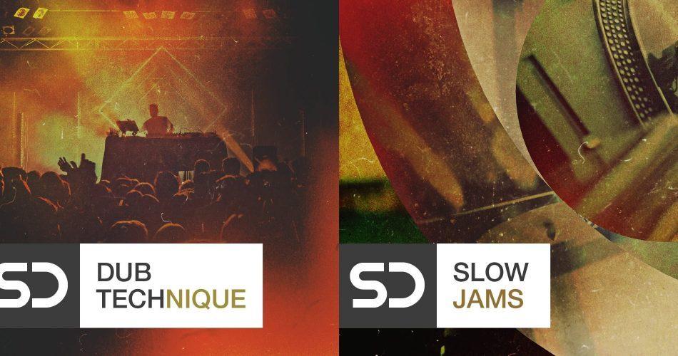 Sample Diggers Dub Technique & Slow Jams