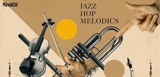Sample Magic Jazz Hop Melodics