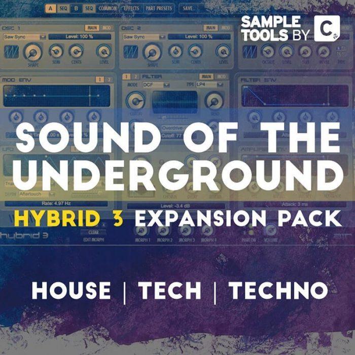 Sample Tools by Cr2 Sound of the Underground