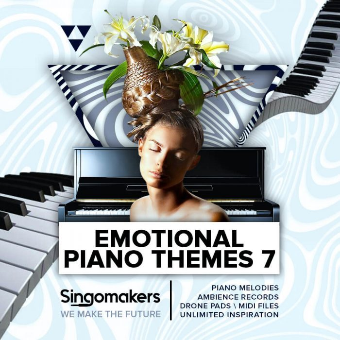 Singomakers Emotional Piano Themes 7