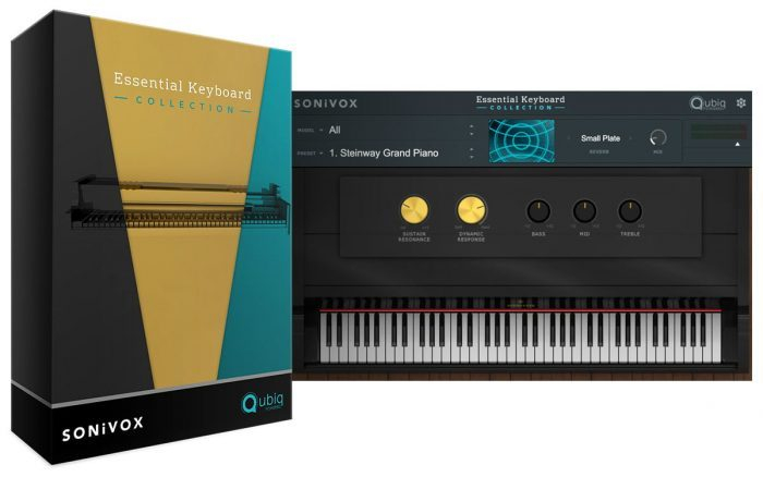Sonivox Essential Keyboard Collection