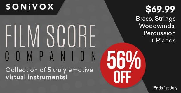 Sonivox Film Score Companion sale