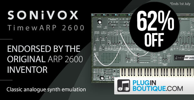 Sonivox TimewARP 2600 sale