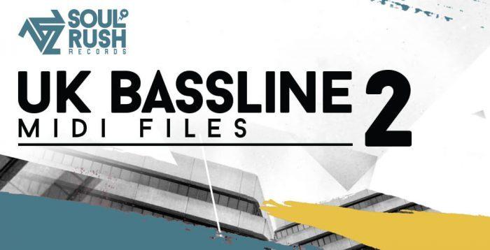 Soul Rush Records UK Bassline MIDI Files 2