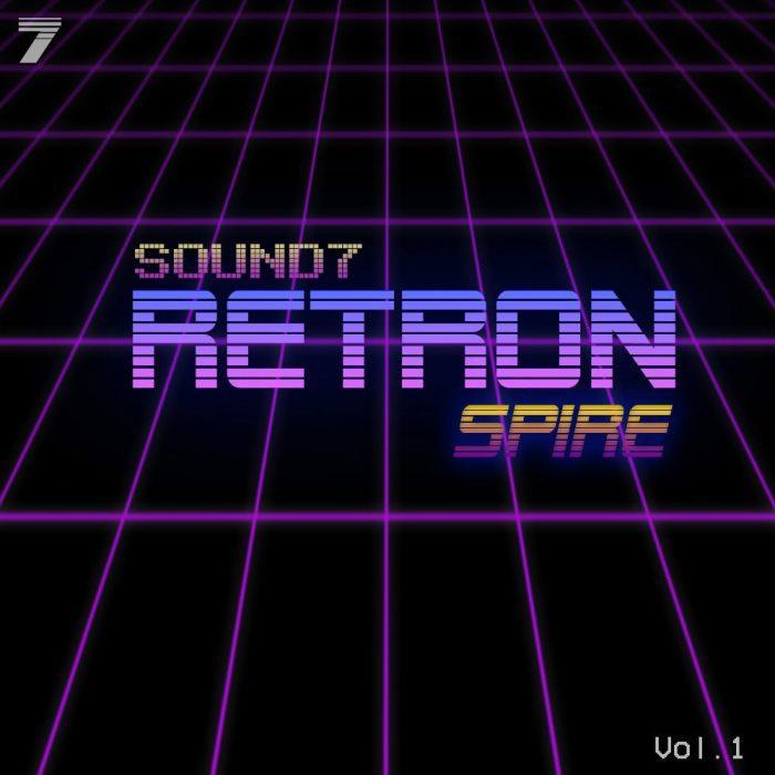 Sound7 ReTron Vol 1 for Spire