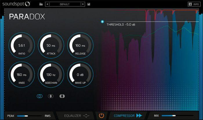 SoundSpot Paradox compressor