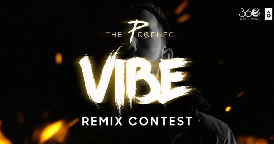Splice PropheC Vibe Remix Contest